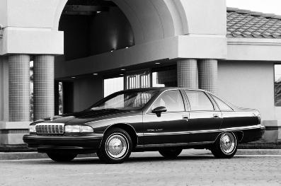 Chevrolet Caprice pēdējā paaudze: ēras noslēgums