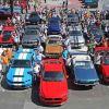 """Lielākais """"Ford Mustang"""" salidojums Vācijā"""