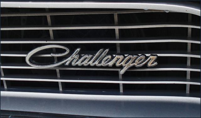 """Dodge Challenger"" 1973"