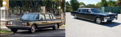 ZIL 114 LINCOLN