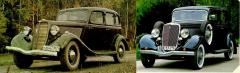 GAZ M1 ford V8