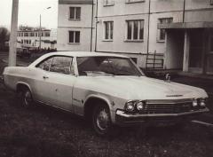 Chevrolet Impala hardtop sedan 1965