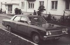 Chevrolet Chevelle Malibu 1967 Canada