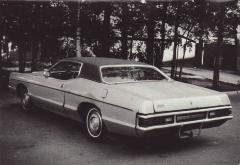 Mercury Meteor 1972