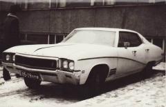 Buick Skylark Custom 1968