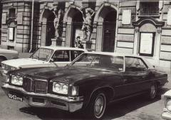 Pontiac Gand Ville 1972