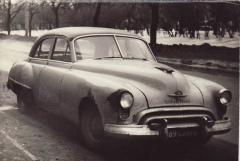 Oldsmobile Futuramic 4dr Sedan 1949