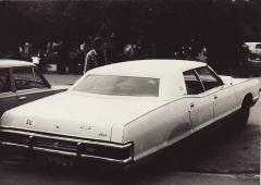 Mercury Marquis Brougham 1972