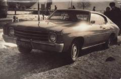 Chevrolet Chevelle Malibu 71