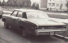 Chevrolet Chevelle 300 de Luxe