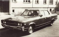AMC (Rambler) Ambassador Squire 1969
