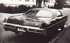 Plymouth Fury III 2dr Hardtop 1971