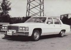 Cadillac de Ville 1988