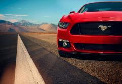 """Ford paziņojis jaunā """"Mustang"""" jaudas rādītājus"""