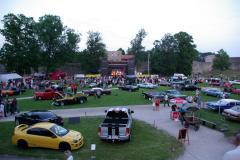 American Beaty Car Show (Haapsalu, Estonia)