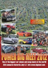 Power Big Meet 2012 (Zviedrija)