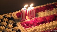 USCARS 10 gadu jubilejas ballīte