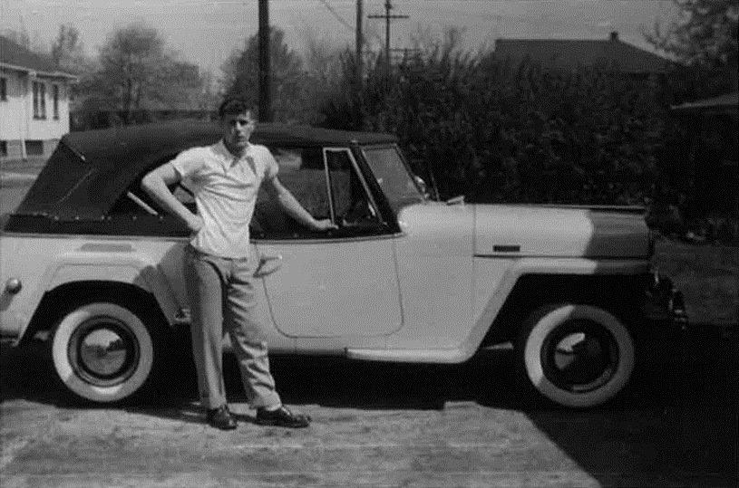 Eds Masuga un viņa Jeepster