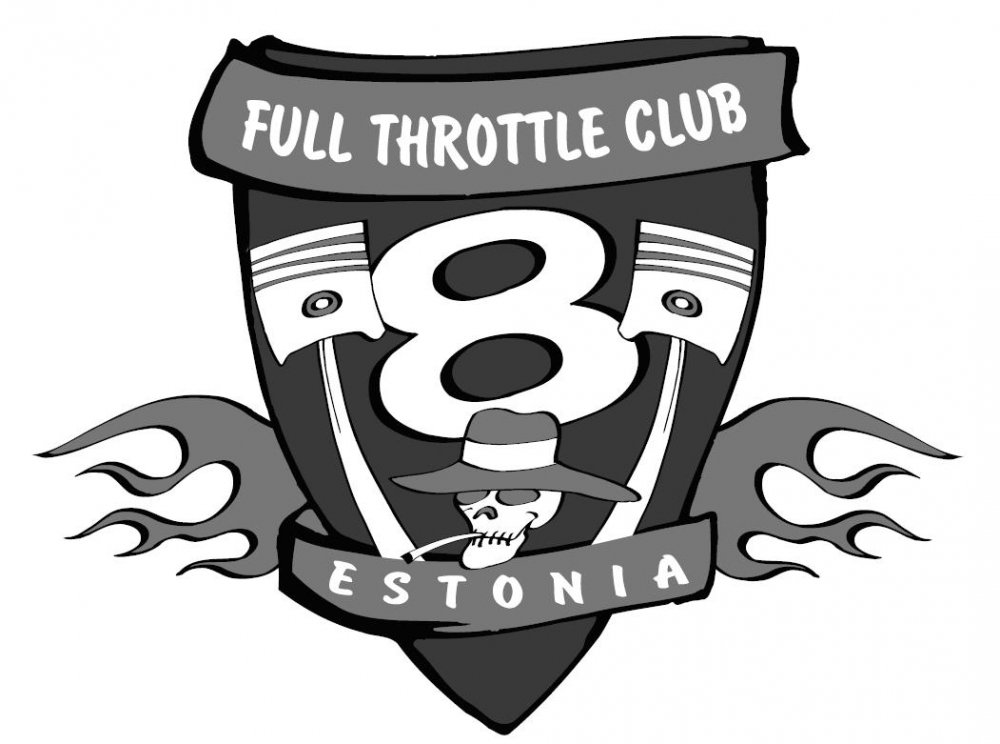 Full Throttle Club logo