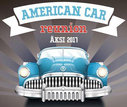 Ameerican autode kokkutulek Äksi (EE) 2017