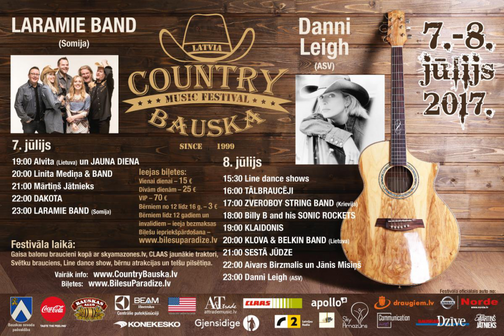 Bauska Country 2017