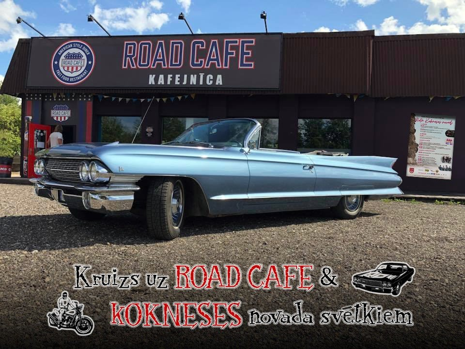 "Kruīzs uz ""Road Cafe"""